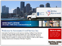 Automated Food Service Inc.